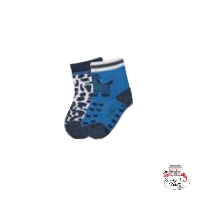 Chaussettes 4 pattes - STE-8011725-377 - Sterntaler - Chaussons, Chaussettes et Collants - Le Nuage de Charlotte