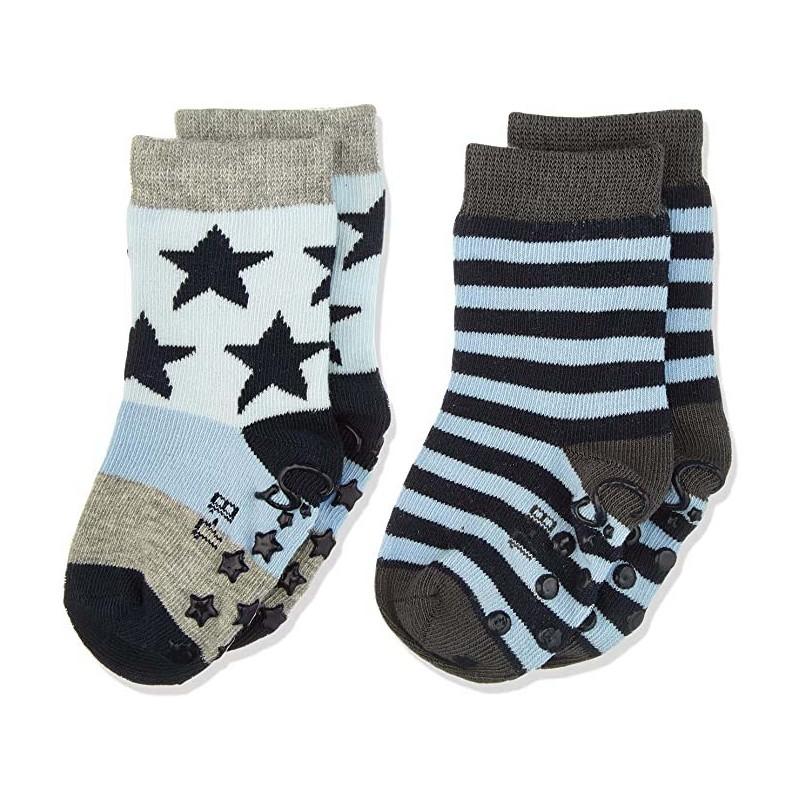 Non-slip sole socks - STE-8001720-300 - Sterntaler - Slippers, Socks & Tights - Le Nuage de Charlotte