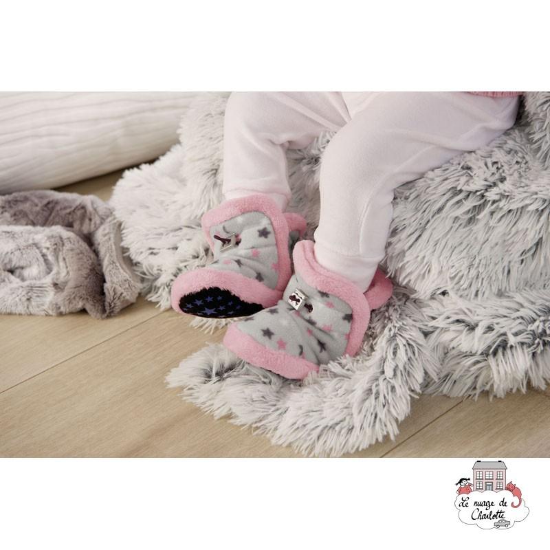 Sterntaler Unisex Boots - Kids 0-24 - STE-5101725-607 - Sterntaler - Slippers, Socks & Tights - Le Nuage de Charlotte