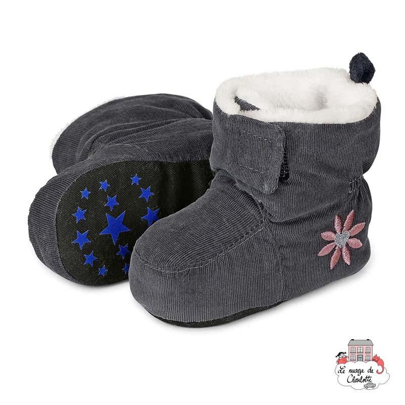 Sterntaler Unisex Boots - Kids 0-24 - STE-5101700-577 - Sterntaler - Slippers, Socks & Tights - Le Nuage de Charlotte
