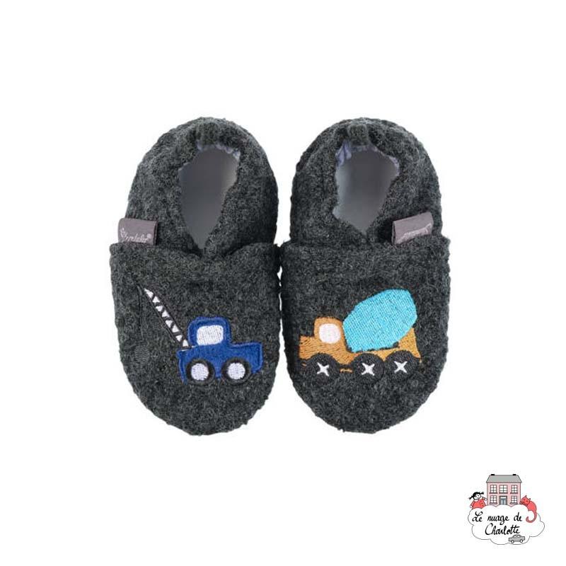 Sterntaler Slippers - Children 0-24 - STE-5301751-577 - Sterntaler - Slippers, Socks & Tights - Le Nuage de Charlotte