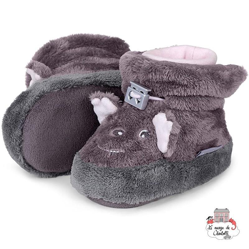Sterntaler Slippers - Children 0-24 - STE-5101782 - Sterntaler - Slippers, Socks & Tights - Le Nuage de Charlotte