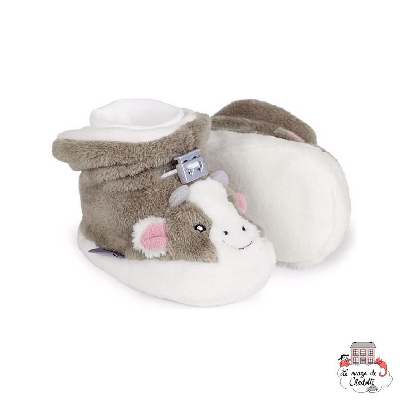 Sterntaler Slippers - Children 0-24 - STE-5101783 - Sterntaler - Slippers, Socks & Tights - Le Nuage de Charlotte