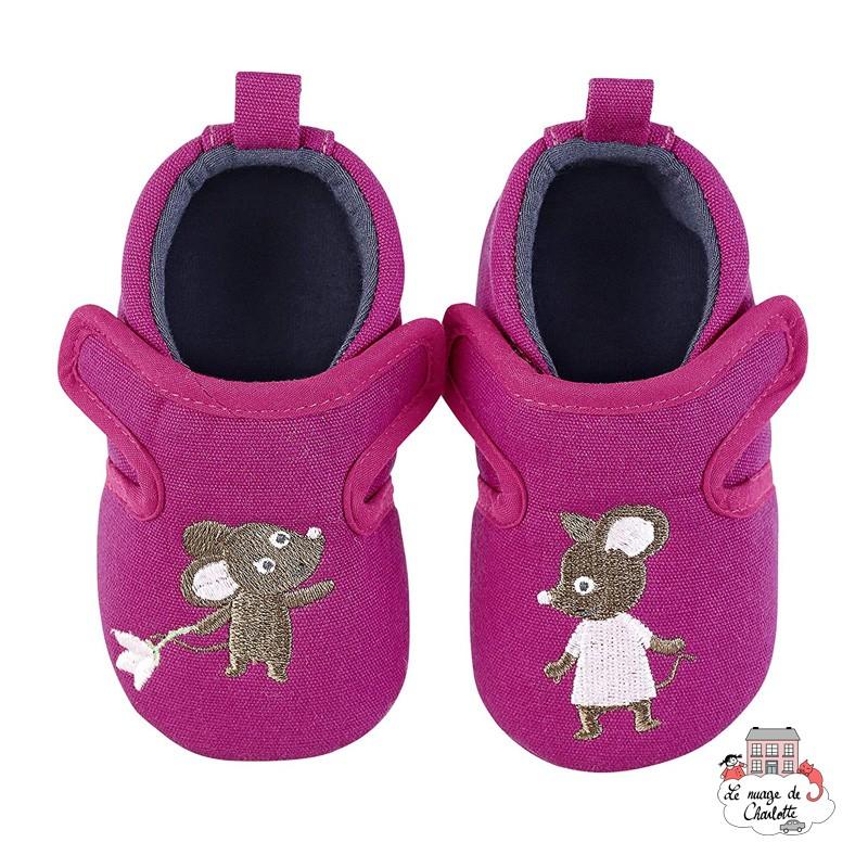Sterntaler Slippers - Children 0-24 - STE-5301761 - Sterntaler - Slippers, Socks & Tights - Le Nuage de Charlotte