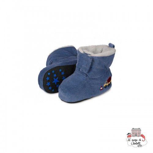 Chaussons Sterntaler - Enfants 0-24 - STE-5101701 - Sterntaler - Chaussons, Chaussettes et Collants - Le Nuage de Charlotte