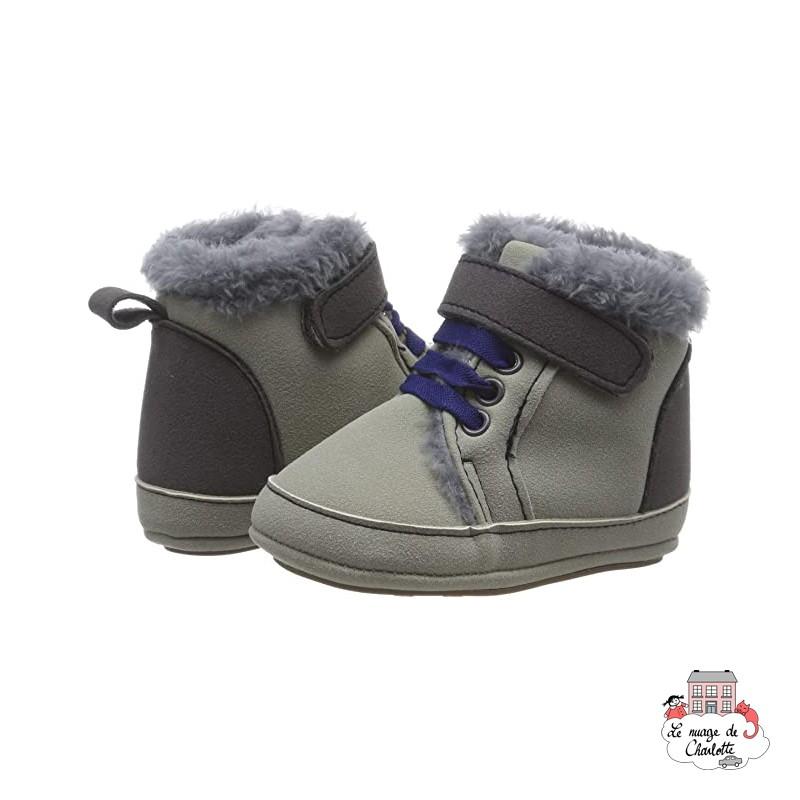 Sterntaler Slippers - Children 0-24 - STE-5301700 - Sterntaler - Slippers, Socks & Tights - Le Nuage de Charlotte