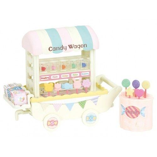Candy Wagon - EPO-5266 - Epoch Traumwiesen - Sylvanian Families - Le Nuage de Charlotte