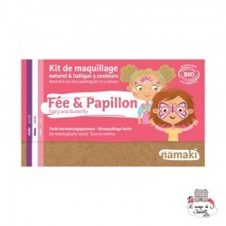 Fairy & Butterfly 3-color makeup kit - NAM-NA110040 - Namaki - Disguises - Le Nuage de Charlotte