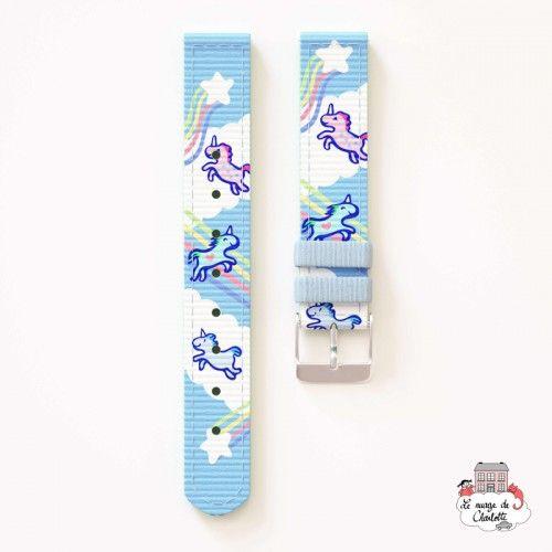 Twistiti Strap - Unicorn - TWI-WS37 - Twistiti - Watches - Le Nuage de Charlotte