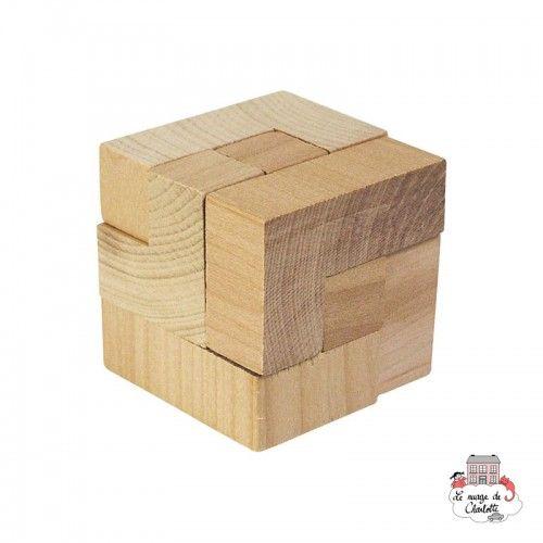 Puzzle - The magic cube - GOK-HS001 - Goki - Puzzle Games - Le Nuage de Charlotte