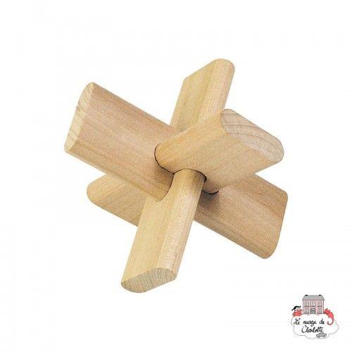 Puzzle - The Cross - GOK-HS005 - Goki - Puzzle Games - Le Nuage de Charlotte