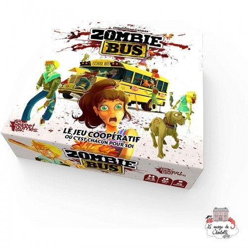 Zombie Bus - SWN-ESWZB01 - Sweet November - Board Games - Le Nuage de Charlotte