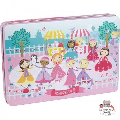 Princess on Ice Puzzle - APL-16490 - APLI - For littles - Le Nuage de Charlotte