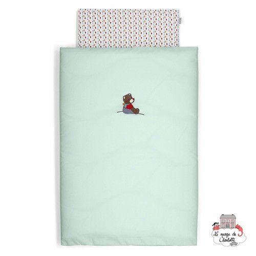 Bobby the Bear Duvet Cover - STE-9201729 - Sterntaler - Bedding - Le Nuage de Charlotte