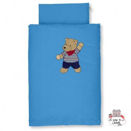 Ben the Pooh Duvet Cover - STE-9201506 - Sterntaler - Bedding - Le Nuage de Charlotte