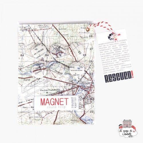 the Magnet Round Trip - RES-RES36c - Rescued! - Decorations - Le Nuage de Charlotte