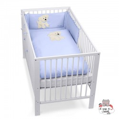 Hardy the Dog Bed Bumper and Duvet Cover - STE-9241515 - Sterntaler - Bedding - Le Nuage de Charlotte