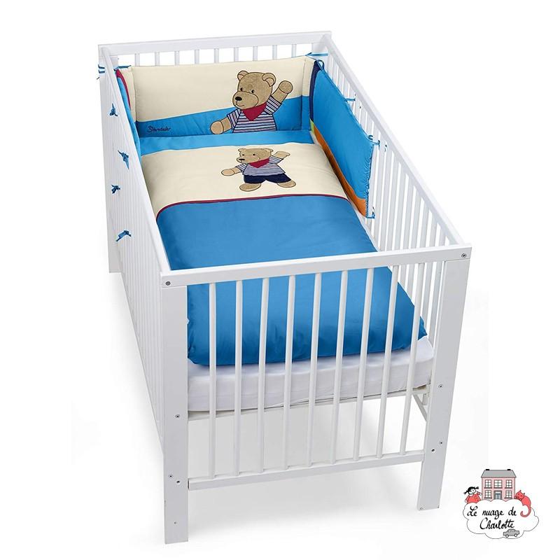Ben the Pooh Bed Bumper and Duvet Cover - STE-9241506 - Sterntaler - Bedding - Le Nuage de Charlotte