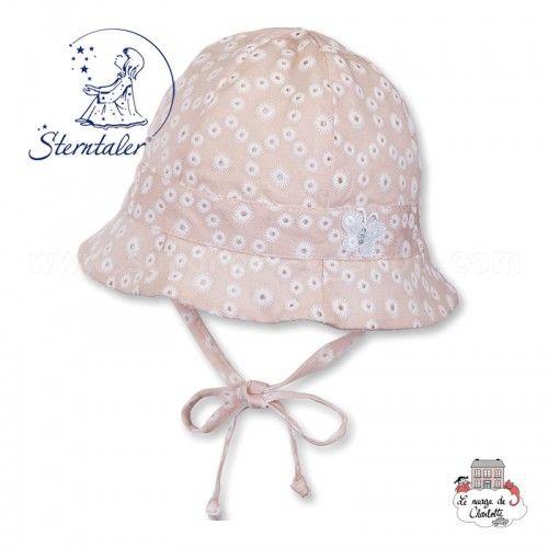 Children's hat - STE-1401714-702 - Sterntaler - Hats, Caps and Beanies - Le Nuage de Charlotte