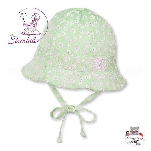 Children's hat Protection UV - STE-1401714-217 - Sterntaler - Hats, Caps and Beanies - Le Nuage de Charlotte