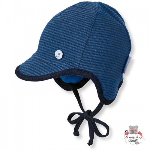 Beanie with UV protection - STE-4001560-300 - Sterntaler - Hats, Caps and Beanies - Le Nuage de Charlotte