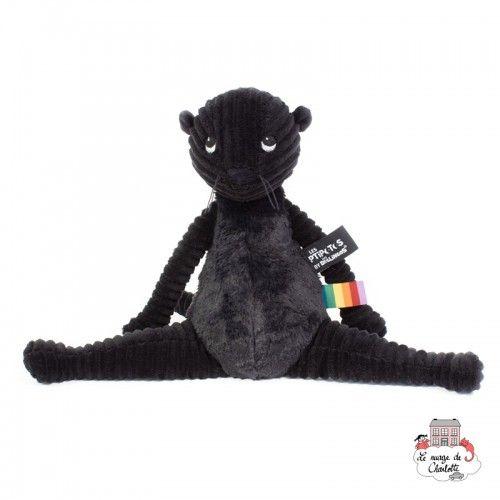 Ptipotos the black otter Namastou - DEG-72601 - Les Déglingos - Les Déglingos - Le Nuage de Charlotte