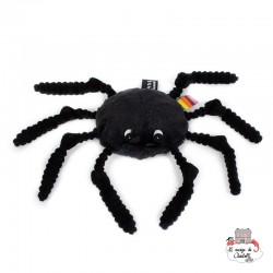 Ptipotos the black spider RiCOMINFOU (Rico for close friends) - DEG-72300 - Les Déglingos - Les Déglingos - Le Nuage de Charl...