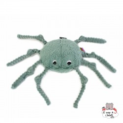 Ptipotos the green spider RiCOMINFOU (Rico for close friends) - DEG-72301 - Les Déglingos - Les Déglingos - Le Nuage de Charl...
