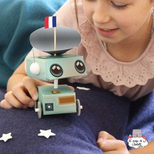 KIT : Space - LAI-ESPACE - L'atelier Imaginaire - Creative Kits - Le Nuage de Charlotte