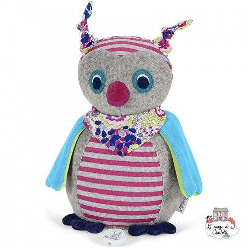 Emilie the Owl musical plush - STE-6021621 - Sterntaler - Musical comforter - Le Nuage de Charlotte