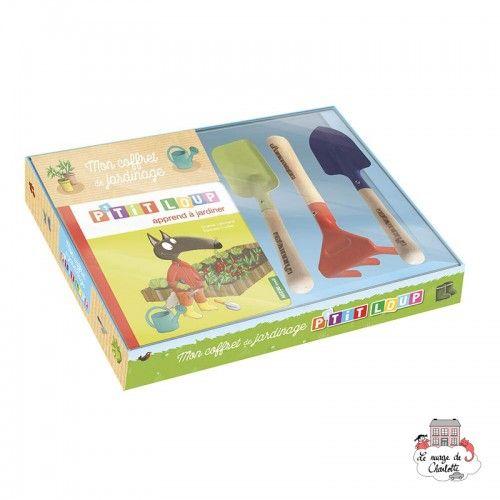 Mon coffret de jardinage - AUZ-AU04538 - Editions Auzou - Preschool - Le Nuage de Charlotte