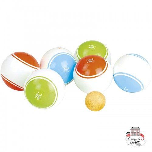 Petanque Balls - VIL-4061 - Vilac - Outdoor Play - Le Nuage de Charlotte