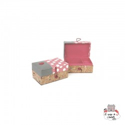 Jewelry box - NEB-NBNK036 - By Nébuline - Decorations - Le Nuage de Charlotte