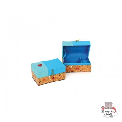 Jewelry box - NEB-NBNK035 - By Nébuline - Decorations - Le Nuage de Charlotte