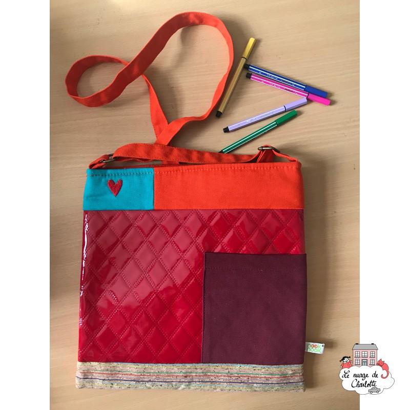 Shoulder Bag - NEB-NBNK009 - By Nébuline - Shoulder bag - Le Nuage de Charlotte