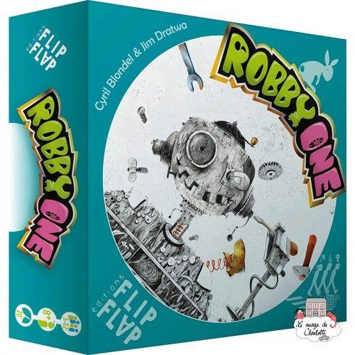 Robby One - FLP-00999 - Oya - pour les plus grands - Le Nuage de Charlotte