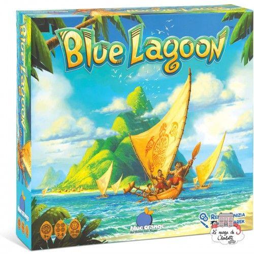 Blue Lagoon - BOR-00724 - Blue Orange - for the older - Le Nuage de Charlotte