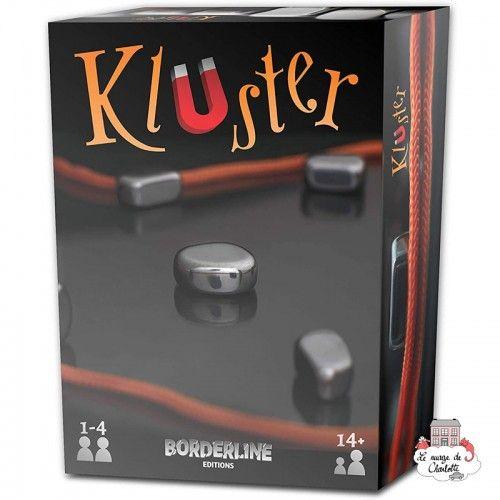 Kluster - BNE-01074 - Borderline - for the older - Le Nuage de Charlotte