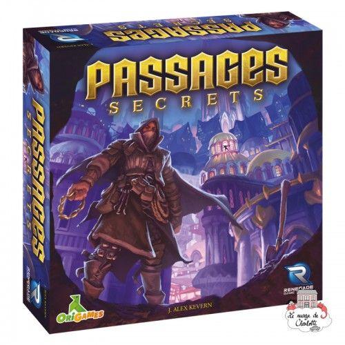 Passages Secrets - REN-00746 - Renegade - pour les plus grands - Le Nuage de Charlotte