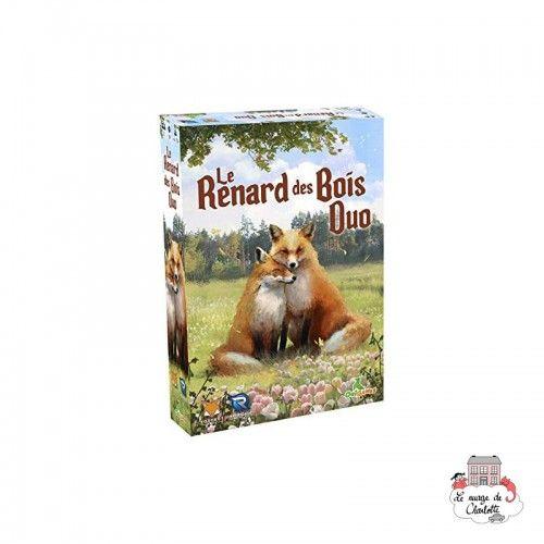 Renard des Bois - Duo - REN-01109 - Renegade - pour les plus grands - Le Nuage de Charlotte