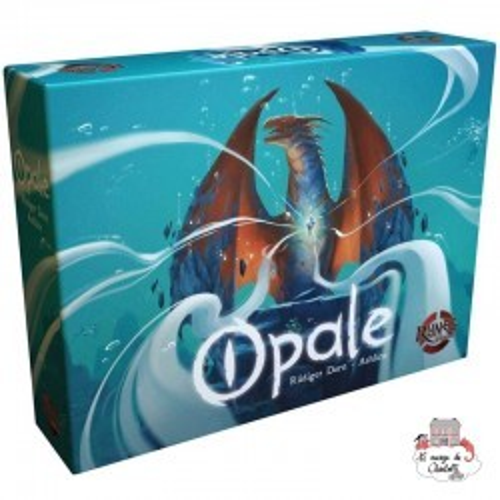 Opale - REN-01073 - Renegade - pour les plus grands - Le Nuage de Charlotte