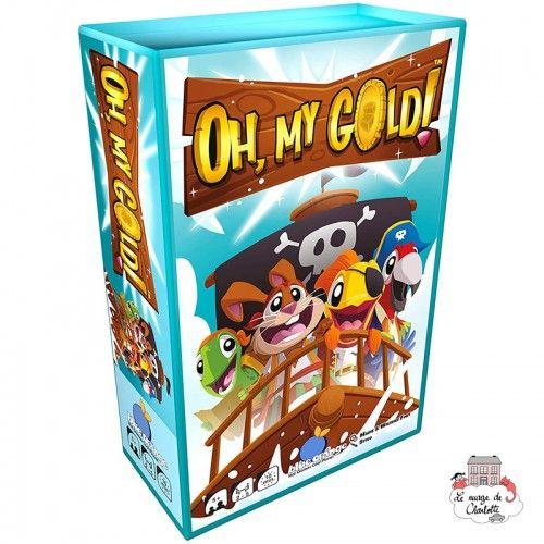 Oh My Gold! - BOR-00814 - Blue Orange - Jeux de société - Le Nuage de Charlotte