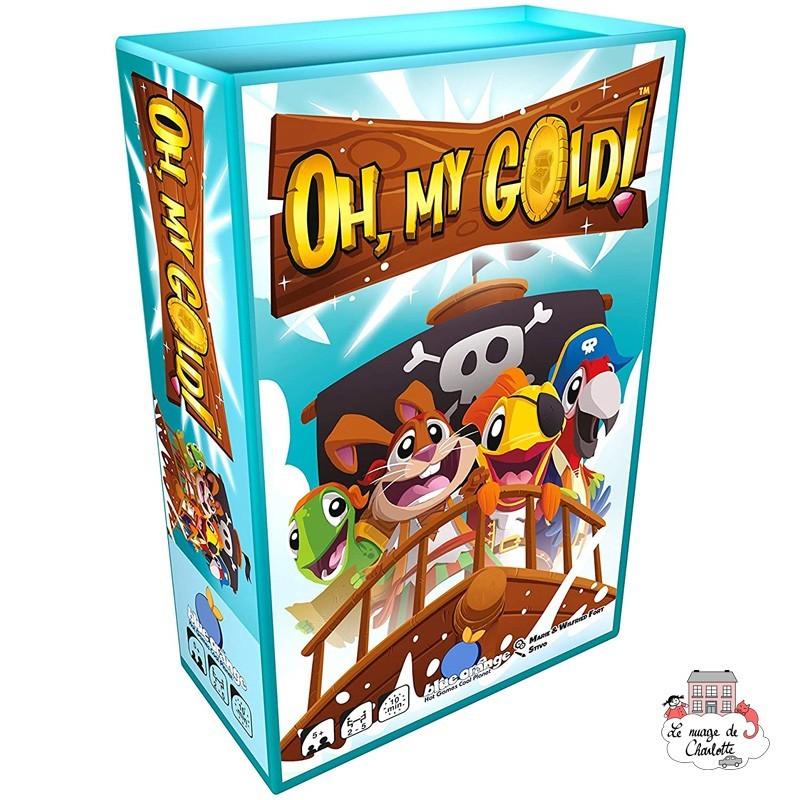 Oh My Gold! - BOR-00814 - Blue Orange - Board Games - Le Nuage de Charlotte
