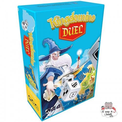 Kingdomino Duel - BOR-00914 - Blue Orange - Jeux de société - Le Nuage de Charlotte