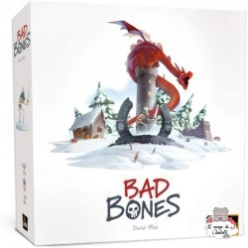 Bad Bones - SIT-00763 - Sit-Down! - Board Games - Le Nuage de Charlotte