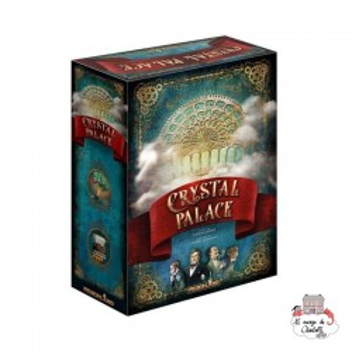 Crystal Palace - SME-00945 - Super Meeple - Jeux de société - Le Nuage de Charlotte