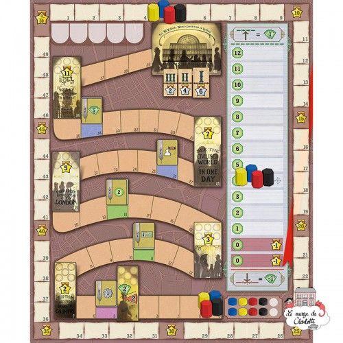 Crystal Palace - SME-00945 - Super Meeple - Board Games - Le Nuage de Charlotte