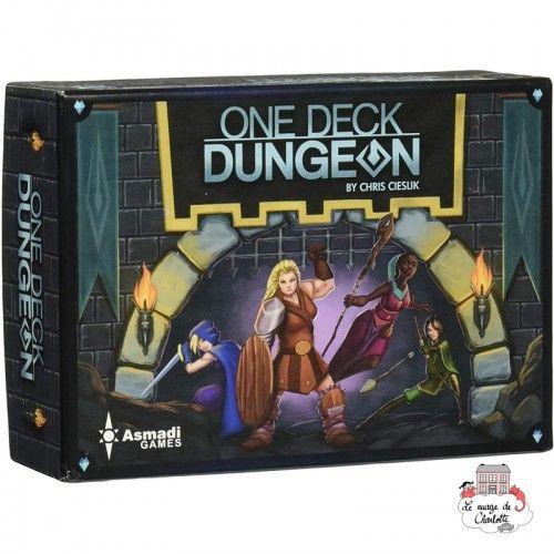 One Deck Dungeon - NUT-00794 - Nuts - Jeux de société - Le Nuage de Charlotte