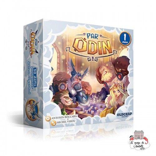 Par Odin - OLD-00715 - Oldchap - Board Games - Le Nuage de Charlotte