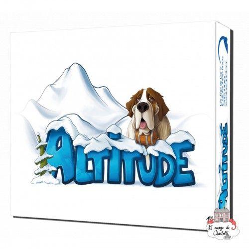 Altitude - LJL-00473 - Les Jeux du Lac - Jeux de société - Le Nuage de Charlotte